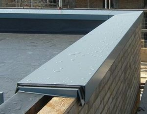 Coping Cap installed by Industry Elite Services 1