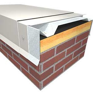 Coping Cap installed by Industry Elite Services