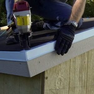 Drip Edge installed by Industry Elite Services1