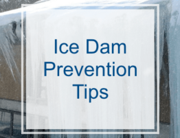 Ice Dam Prevention Tips for Homeowners