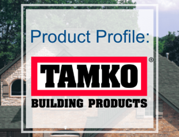 Product Profile- Tamko Shingles