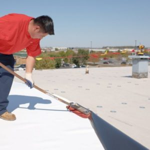 TPO Commercial Roofing by Industry Elite Services